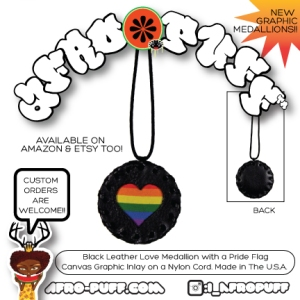 Pride Love Medallion!