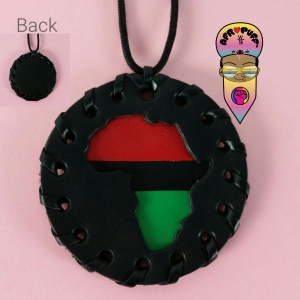 The Classic Pan African Medallion..... The One that started it all.!