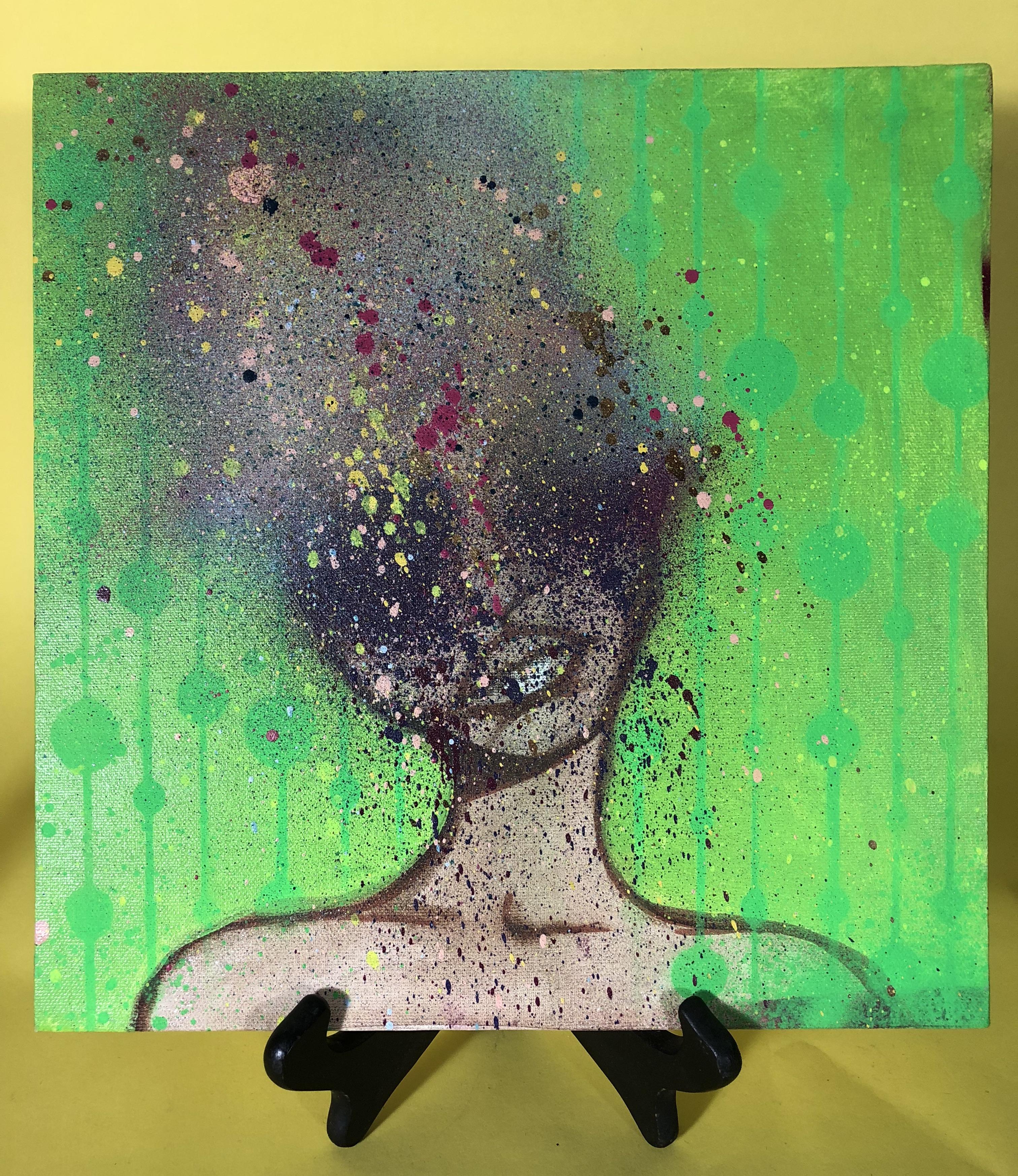 sprayface painting