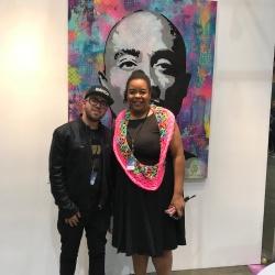 LA ArtShow 2019 Ezra & Me-web
